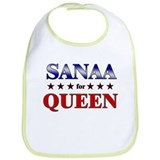 SANAA for queen Bib