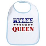 RYLEE for queen Bib