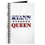 RYANN for queen Journal