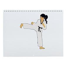Cute Fist Wall Calendar