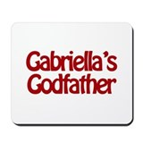 Gabriella's Godfather Mousepad