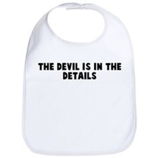 The devil is in the details Bib