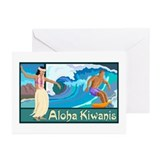 Aloha Kiwanis Greeting Cards (Pk of 10)