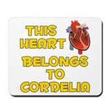 This Heart: Cordelia (A) Mousepad