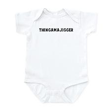 thingamajigger Infant Bodysuit