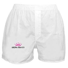 Liberian Princess Boxer Shorts