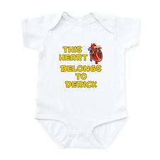 This Heart: Derick (A) Infant Bodysuit