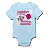 DADDY'S LITTLE FISHING BUDDY! Onesie