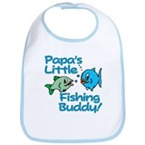 PAPA'S LITTLE FISHING BUDDY! Bib