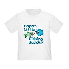 PAPA'S LITTLE FISHING BUDDY! T