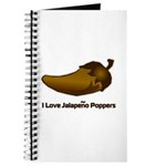 I love Jalapeno Poppers Journal