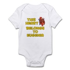 This Heart: Eugenia (A) Onesie