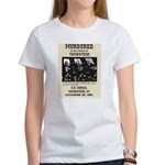 Tombstone Murder Women's T-Shirt