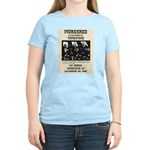 Tombstone Murder Women's Light T-Shirt
