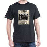 Tombstone Murder Dark T-Shirt