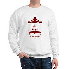 Unique Trampoline Sweatshirt