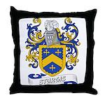 Sturgis Coat of Arms Throw Pillow