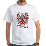 Sumner Coat of Arms White T-Shirt