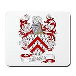 Sumner Coat of Arms Mousepad