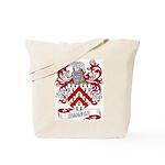 Sumner Coat of Arms Tote Bag
