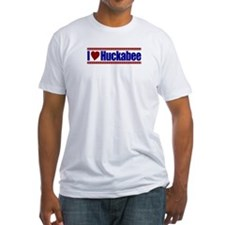 I Love Huckabee Shirt