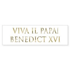 Viva Benedict Sticker #B4 by Covenant Gear
