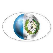 Guatemala Football Decal