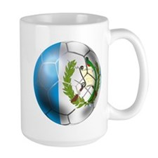 Guatemala Football Mug