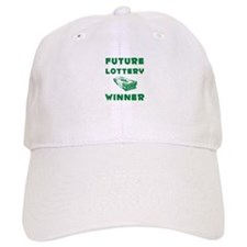 Future Lottery Winner Baseball Cap
