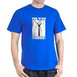The Wind Works! T-Shirt