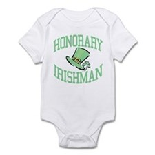 HONORARY IRISHMAN Infant Bodysuit