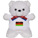 Malawi Flag Teddy Bear