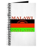Malawi Flag Journal