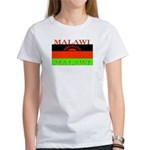 Malawi Flag Women's T-Shirt