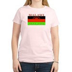 Malawi Flag Women's Light T-Shirt