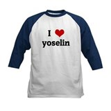 I Love yoselin Tee