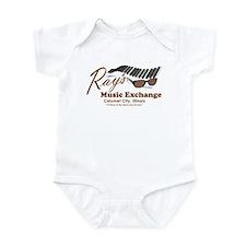 Ray's Music Exchange Infant Bodysuit