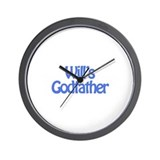 Will's Godfather Wall Clock