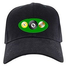 billiard Baseball Hat