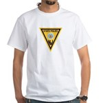 NJSP Freemason White T-Shirt