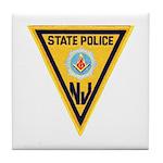 NJSP Freemason Tile Coaster