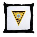 NJSP Freemason Throw Pillow