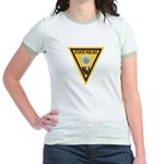 NJSP Freemason Jr. Ringer T-Shirt