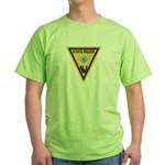 NJSP Freemason Green T-Shirt