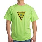 NJSP Freemason Green T-Shirt