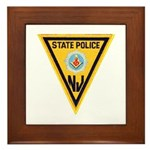 NJSP Freemason Framed Tile