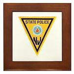 NJSP Freemason Framed Tile