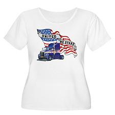 United We Stand Big Rig T-Shirt
