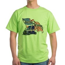 United We Stand Big Rig T-Shirt