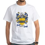 Vernon Coat of Arms White T-Shirt